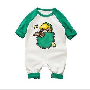 Other - Baby rompers Legend Of Zelda baby clothes